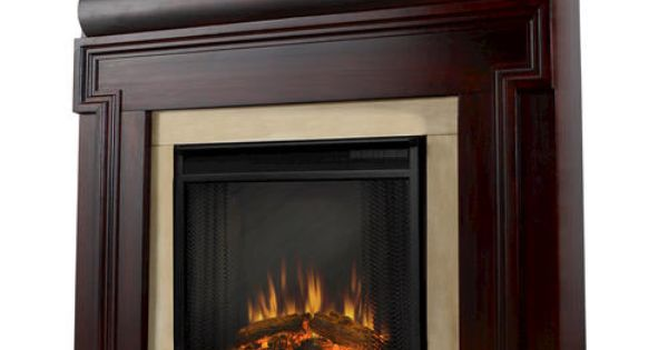 Real Flame The Mount Vernon Electric Fireplace At Menards