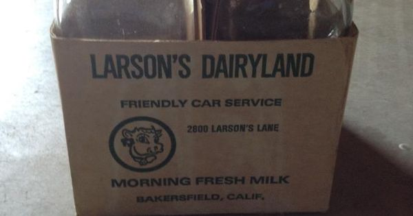 Larsons dairy delivered fresh bakersfield ca for Inkfatuation tattoo shop bakersfield