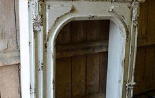 Farmhouse Style | Faux fireplace, Farmhouse style and ...