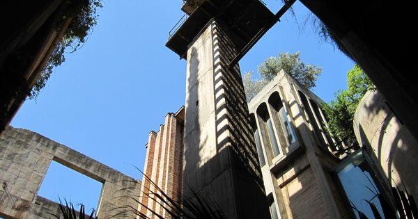 Gallery of the factory ricardo bofill 5 taller de - Arquitecto espanol famoso ...