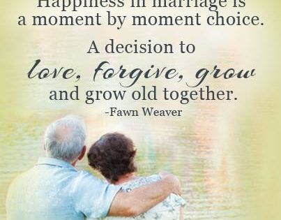 Love, Forgive, Grow