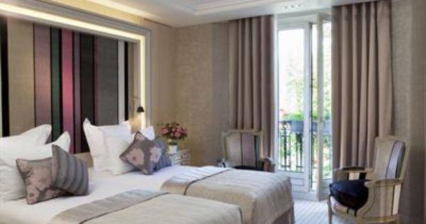 Madison Hotel Paris Superior Room Hotel Madison Paris Paris Hotels