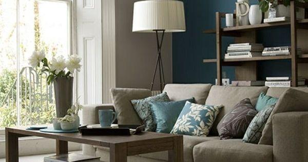wandfarben f rs wohnzimmer 100 wohnideen f r ihre wandgestaltung work interior photo day. Black Bedroom Furniture Sets. Home Design Ideas