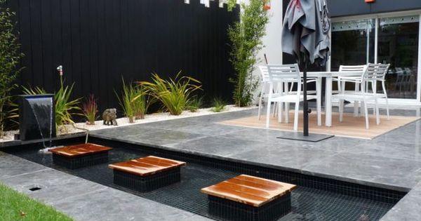 Renouveau Mineral Pour Une Terrasse Rennaise Terrasse