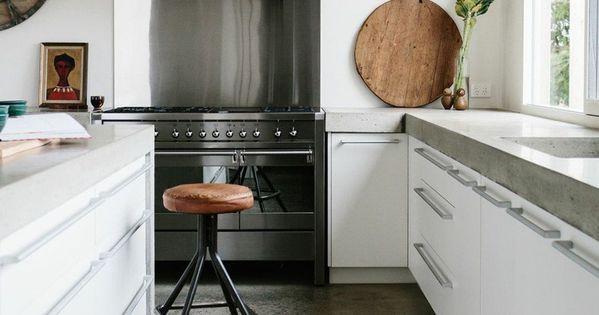 Trend Alert: Polished Concrete Floors - Vloeren, Keuken en Keukens