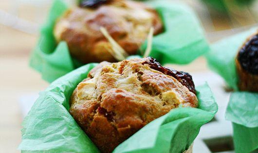 Muffins salados en microondas muchas recetas diferentes - Cocina con microondas ...