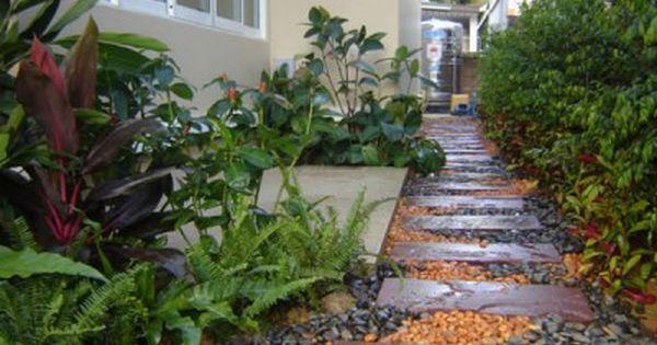 Dise os de jardines peque os para casas jardines for Cascadas para jardines pequenos