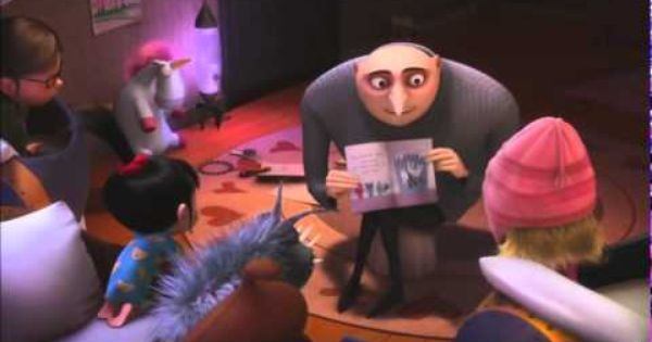 Gru Mi Villano Favorito Cuento Despicable Me Gru Despicable
