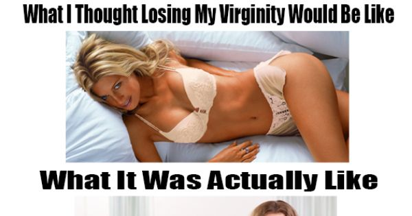 what happens when a girl losses her virginity