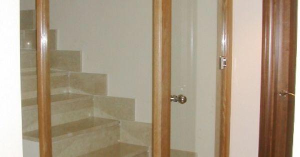 Eficiencia energ tica cerramiento de la escalera en - Cerramiento de madera ...