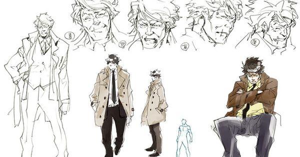 Character Design App Iphone : Crunchyroll video violent sci fi crime anime quot psycho