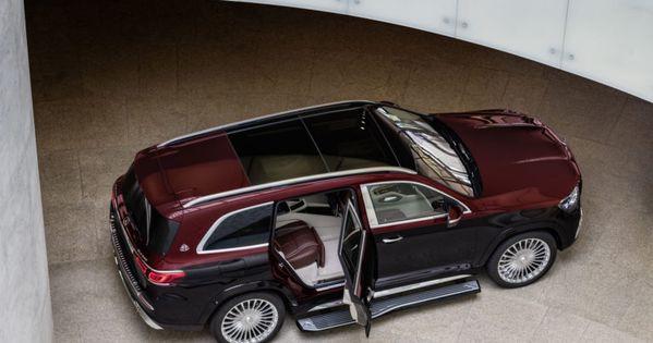 Novinka Mercedes Maybach Gls 600 Je Luxusni Prostorne A Rychle