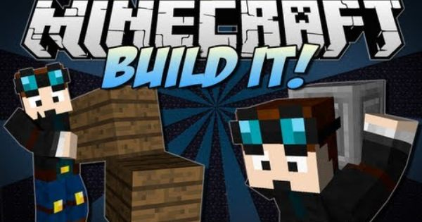 Minecraft Build It Draw My Thing In Minecraft Minigame The Diamond Minecart Minecraft Mods Minecraft Costumes