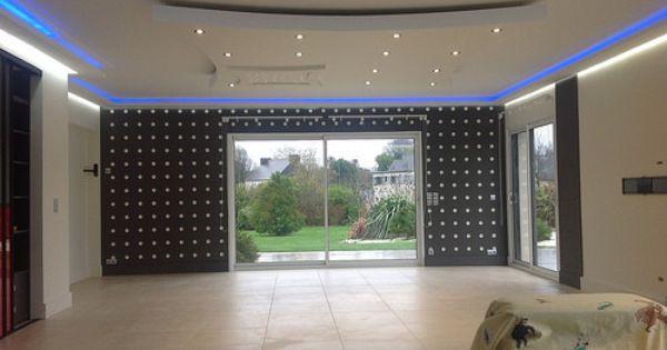 Plafond Deco Staff Jean Jacques Meudec Peinture Decoration Staff Finistere Plouescat Decor Design Deco Design