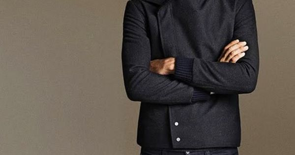 Mens fashion / mens style. Love the jacket. Sleek! jacket mensfashion fashion