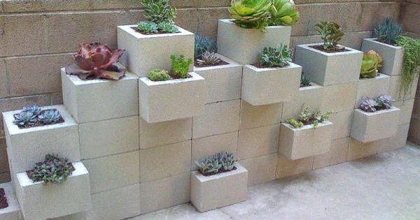 40 id es d coration jardin ext rieur originales pour vous faire r ver jardins planters et - Planter campanule des murs ...