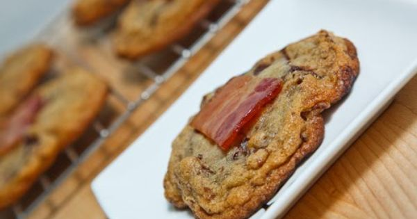 Bacon Chocolate Chip Cookies Recipe - ZipList