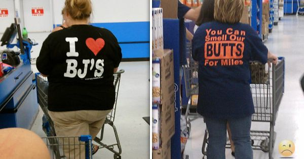 Funny Pictures at WalMart Photos.. nuthing else can make