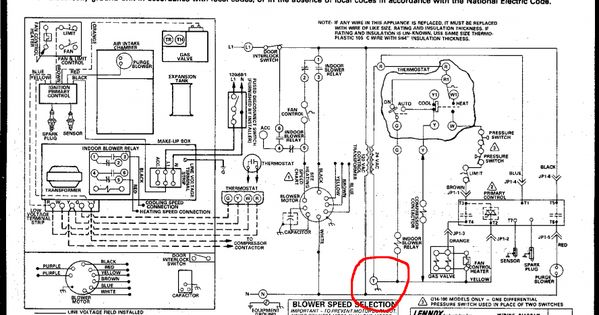 15 Electric Furnace Thermostat Wiring Diagramelectric Furnace