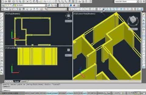 Curso Basico Autocad 3d 2016 Parte 1 Tutorial Para Principiantes En Espanol Youtube Autocad Autocad Planos Programa Arquitectura