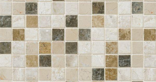 Milano Blend Polished 1x1 Marble Mosaics 12x12 Marble Mosaic Tiles Marble Mosaic Polish Marble Floor