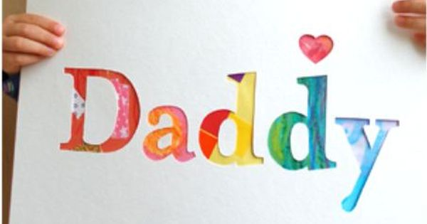 Homemade Fathers Day Gift ideas