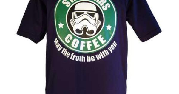 Always loved Starwars coffee