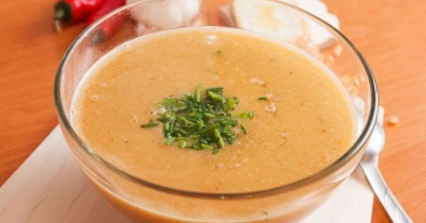 طريقة عمل شوربة العدس بالشوفان Recipe Food Red Lentil Soup Recipes
