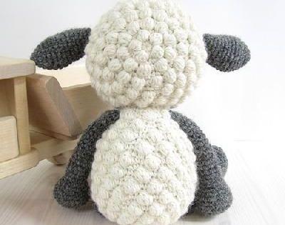 Amigurumi Dog Fur : Cuddly sheep amigurumi pattern by Kristi Tullus ...