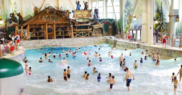 Always Love A Good Wave Pool Great Wolf Lodge Williamsburg Va Indoor Water Park Resorts Great Wolf Lodge Indoor Waterpark