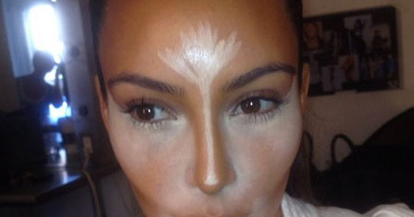 If I ever decide to wear real make up!! Kim K's magic