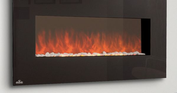 Hannah How About His One On The North Wall Napoleon 48 Efl48h Linear Electric Fireplace