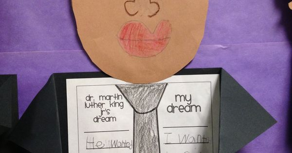 3rd Grade - Social Studies - MLK's Dream and MY Dream! I