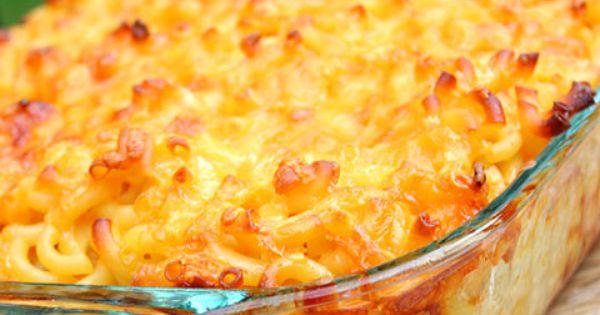 Zesty Cheddar Mac | Eat: Mac and Cheese | Pinterest ...