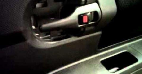 Diy How To Remove Install Door Panel 2008 Scion Xb Youtube Scion Xb Door Installation Scion