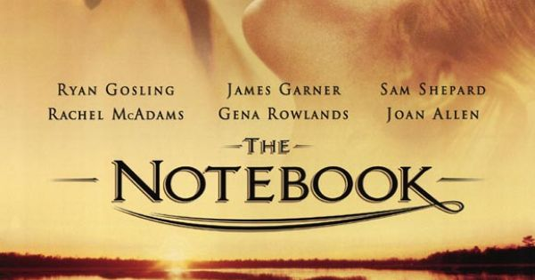 a review of the notebook a 2004 movie based on a novel by nicholas sparks At least, successful stories have been told with his assistance nick cassavetes' 2004 adaptation of the notebook, to cite the film review: 'the choice' reviewed at directed by ross katz screenplay, bryan sipe, from the novel by nicholas sparks camera (color), alar kivilo.