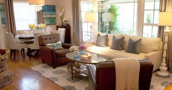 Small Kitchen And Living Room Combo Published In Dining Room Design Living Room Design By