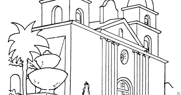 missions coloring pages - photo#12