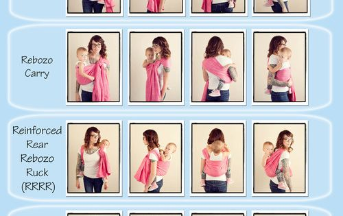 Babywearing 102 — Babywearing 102 Presents: Wrapping 360! Check out some of
