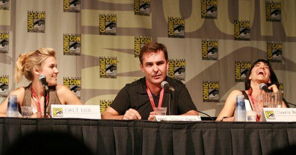 Emily Rose Nolan North Claudia Black The Uncharted Crew Uncharted Series Claudia Black Uncharted