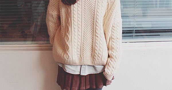 Winter Modestil Tuch Asiatische Mode