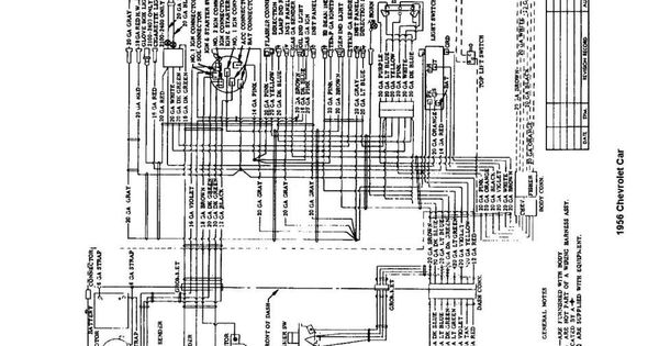 18 56 Chevy Truck Wiring Diagram International Truck Diagram Electrical Diagram