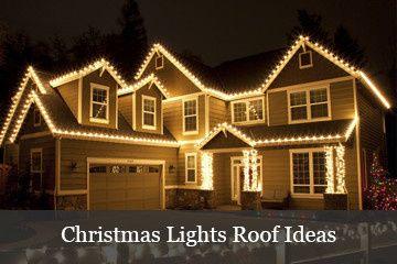 Corner Paint On Wordpress Com Blue Christmas Lights Christmas Lights Outside Blue Christmas