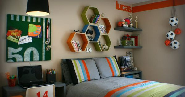 Kids rooms are SO fun to design and we love the punches
