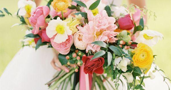 Bride bridal bouquet #weddingpretty  Photography: Jeremiah And Rachel Photography - jeremiahandrachel.com