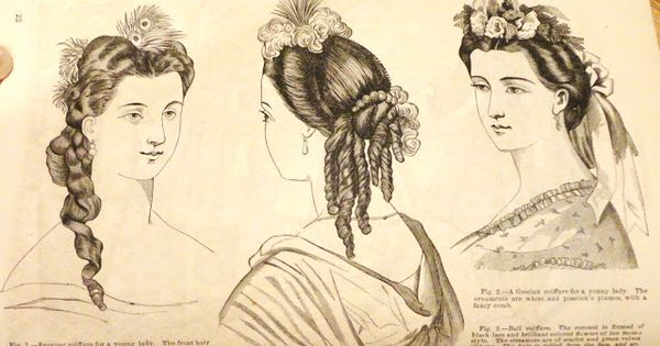 hair styles with gel 1864 a most beguiling accomplishment hair hair styles 1864