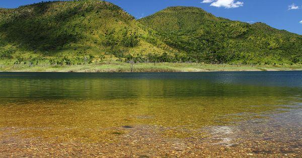 Lago De Serra Da Mesa Colinas Do Sul Ion David Travessia