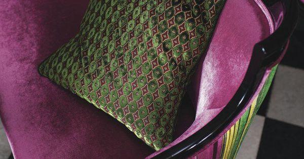 tissu d 39 ameublement en velours elegant living versailles jab anstoetz renovation. Black Bedroom Furniture Sets. Home Design Ideas