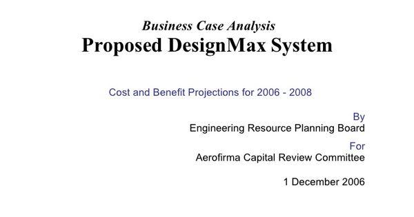Business Case Presentation cba Pinterest Case presentation - business case analysis