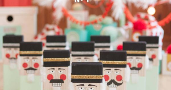 nutcracker bowling pins so cool